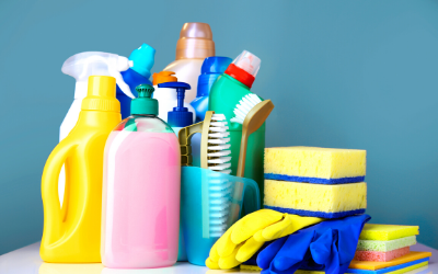 Chemical Hazards During COVID-19: Disinfectants, Cleaning Chemicals & Tear Gas