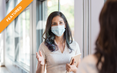 Communicate Effectively While Wearing a Mask and in Virtual Environments